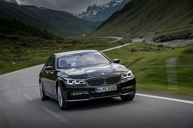 2017 BMW 740Le xDrive M Sport