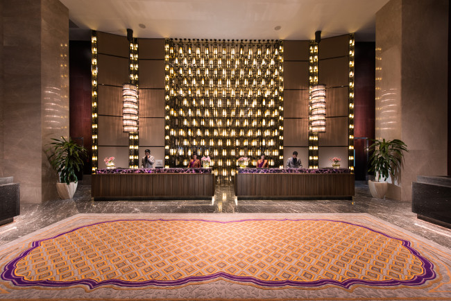 Conrad Pune is the Hilton company's first luxury hotel in India