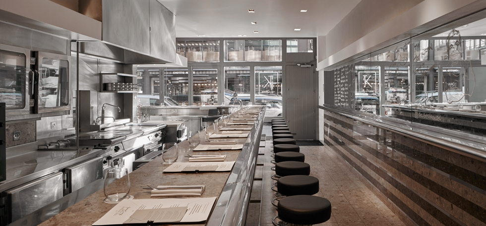 Test Kitchen Soho London