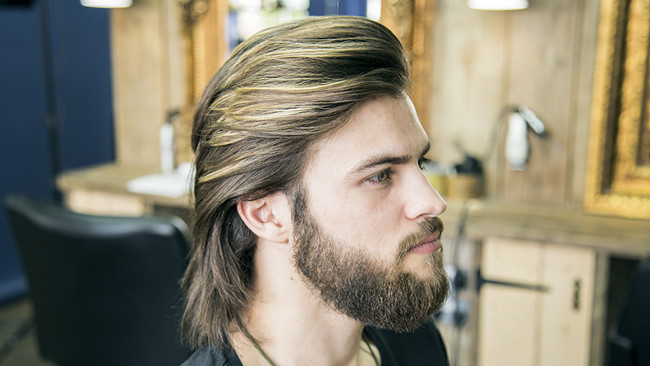 The Top Men S Hair And Beard Trends You Need To Know About In 2018