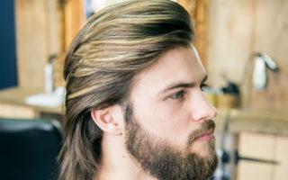 long hair mens style