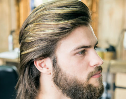 long hair mens style