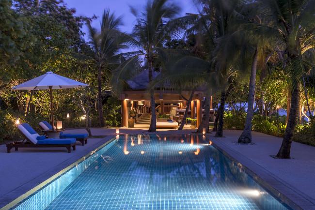 Amanpulo Luxury Resort