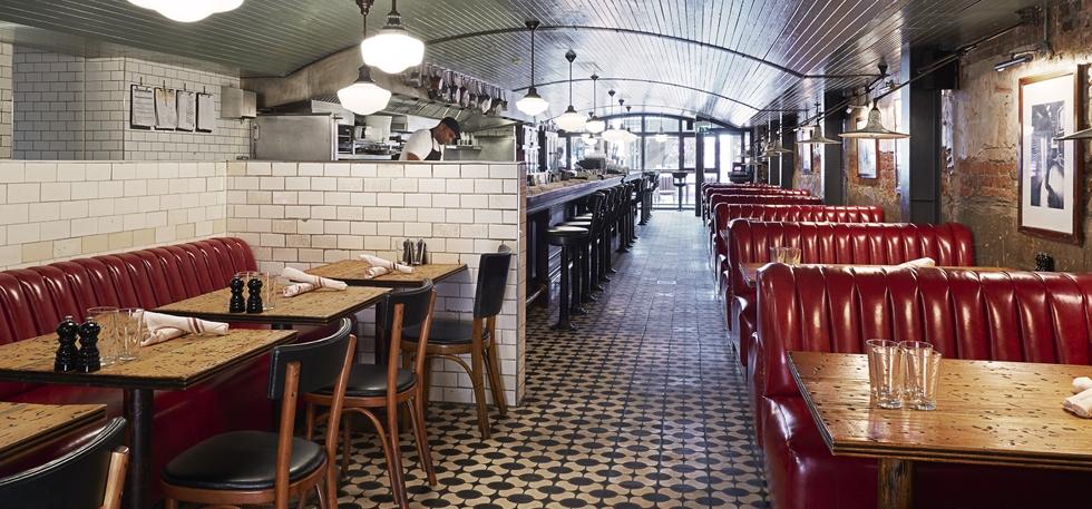 The Electric Diner Portobello Road London Luxury