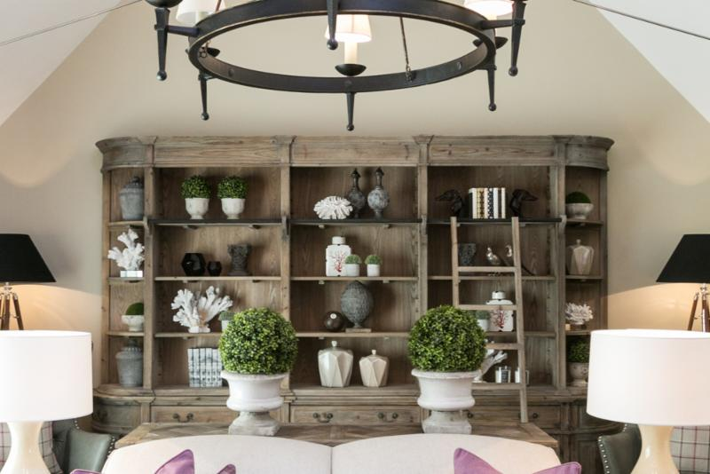 Tip incorporate natural elements from the outdoors into your interiors to create an authentic country home decor look use organic elements that induce a