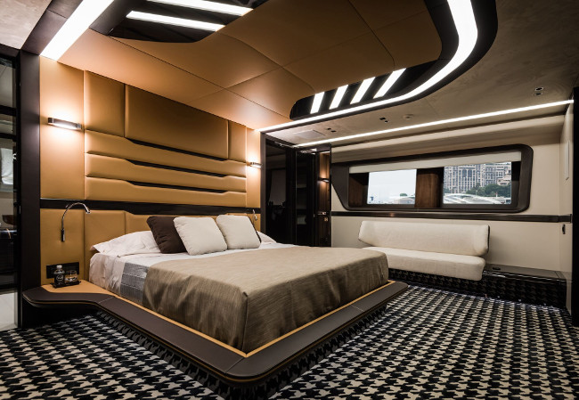 In Pictures Inside Porsches New Super Luxe GBP12m Yacht