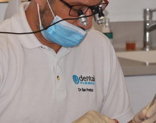 Dr. Ilan Preiss