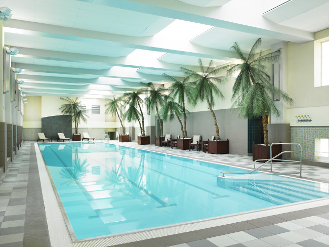 Hotel review london marriott hotel county hall southbank London hotels with swimming pool and gym