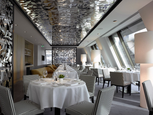 Michelin-starred Angler restaurant