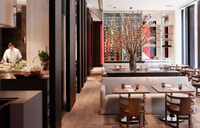 The Shop, Andaz 5th Avenue