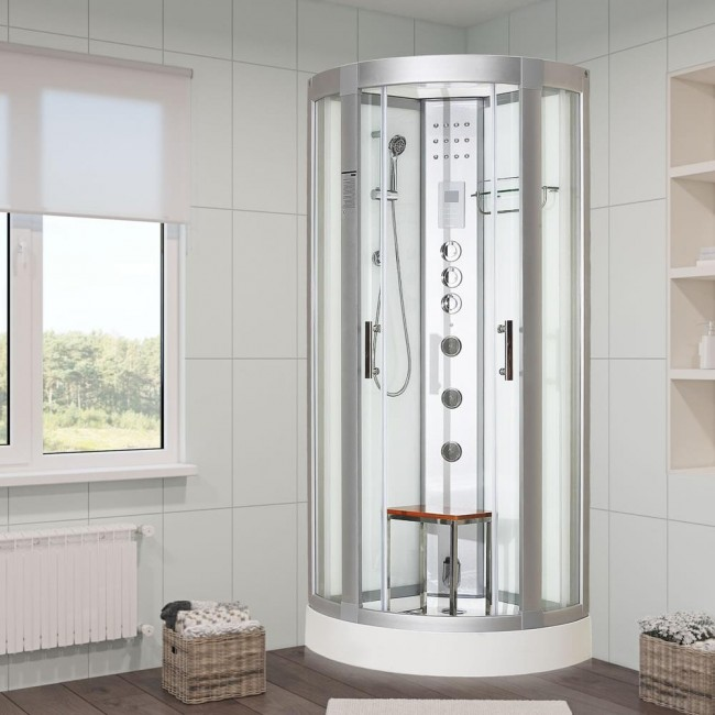 Steam Showers For Some Home Spa Like Luxury: Bring The Spa Home With These High-tech Luxury Devices