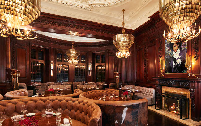 Casa Loma's BlueBlood Steakhouse opened on 5 September after significant investment to create a world class restaurant inside Toronto's iconic castle
