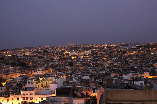 Fez is Morocco's second largest city