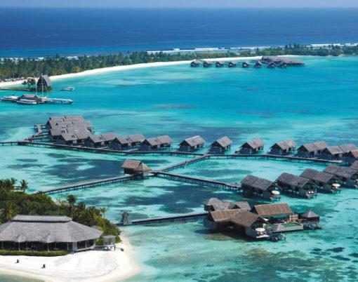 Shangri-La's luxurious Villingili Resort and Spa, Maldives