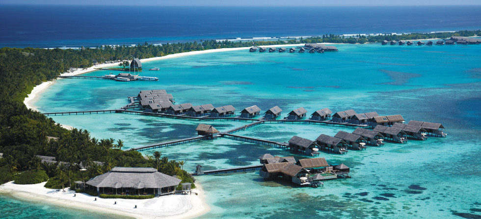 Shangri-La's luxurious Villingili Resort and Spa, Maldives