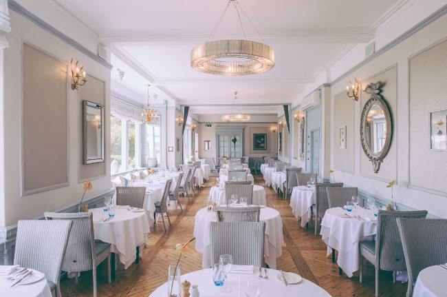 Alexandra Hotel Lyme Regis Menu
