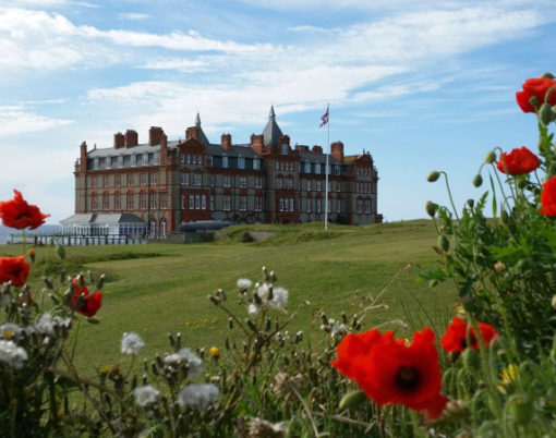 The Headland Hotel & Spa, Newquay in Cornwall