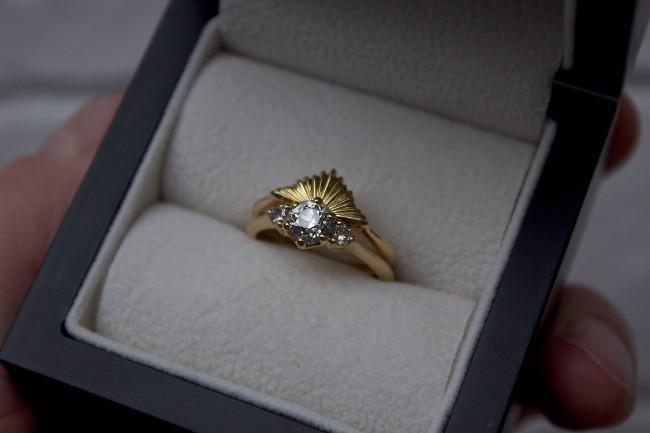 luxury fine jewellery designer Moira Patience