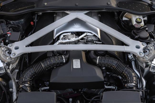 V8-Powered DB11