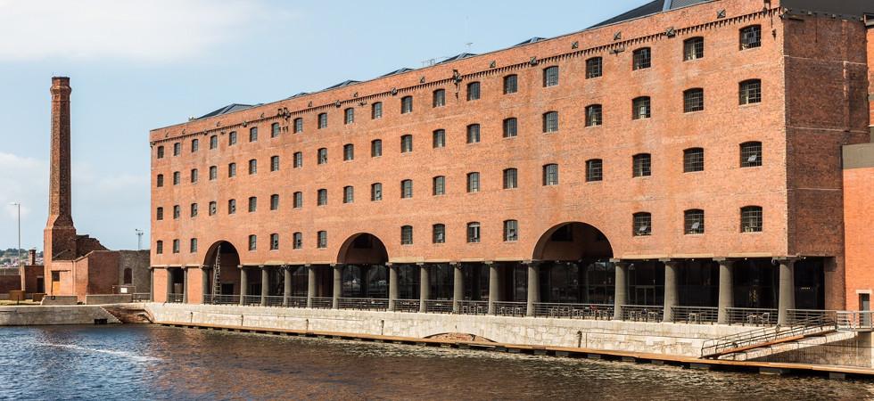 Titanic Hotel, Stanley Dock in Liverpool