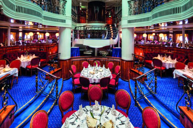 Royal Clipper Dining Room