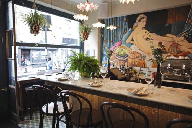 Blanchette Restaurant London