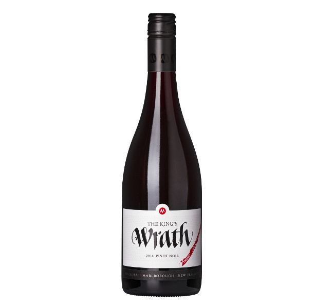 The King's Wrath Pinot Noir
