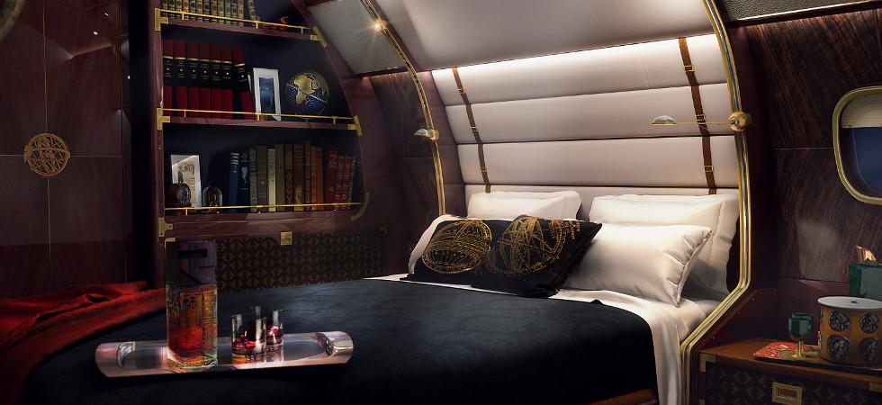 The Most Beautiful Private Jet Interiors Luxury Lifestyle Magazine
