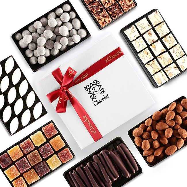zChocolat Christmas Collection