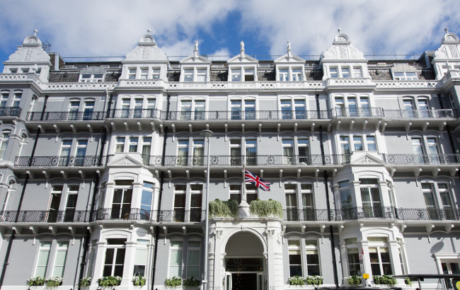 Capital class the top 10 luxury hotels in london luxury for Top 10 luxury hotels london