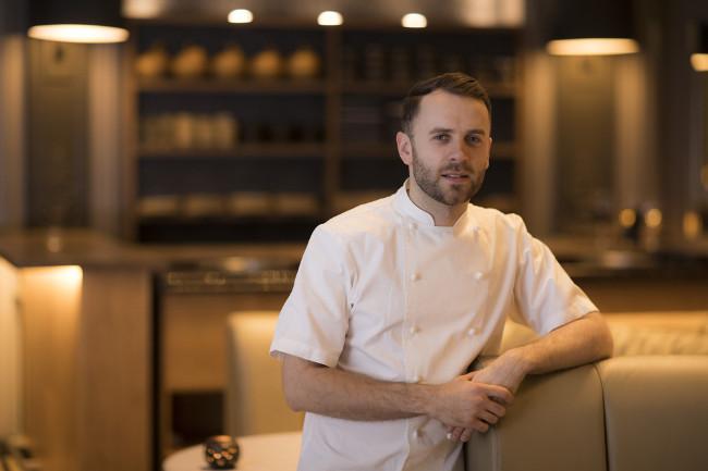 The kitchen is headed up by Adam Reid