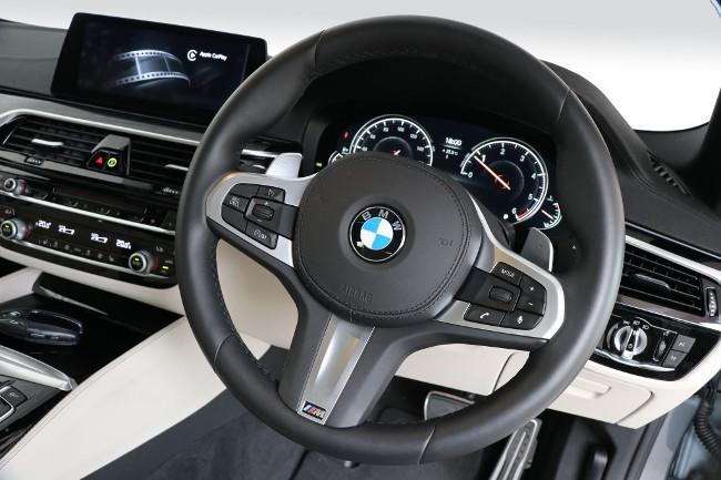 BMW 520d M Sport Saloon