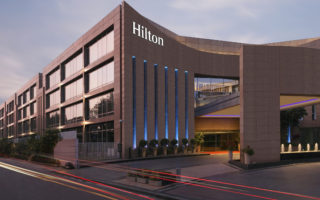 Hilton Embassy Golf Link Bangalore