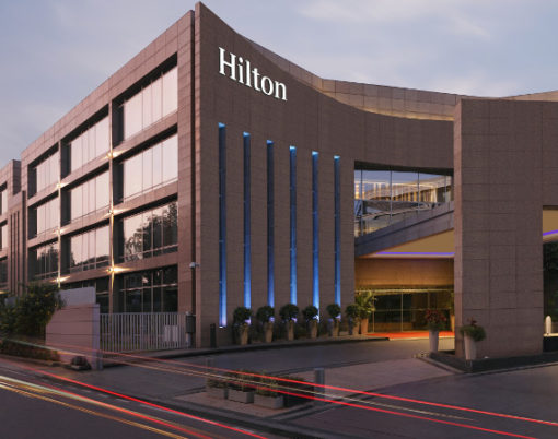 Hilton Embassy Golf Link Bangalore