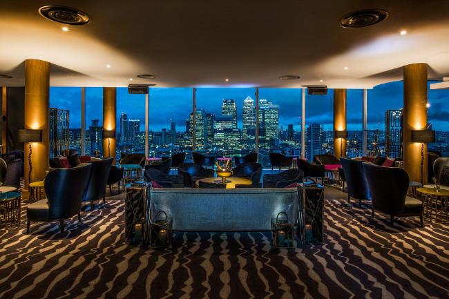 InterContinental London - The O2, Eighteen Sky Bar (2)
