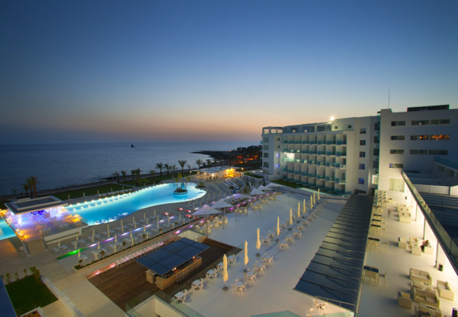 King Evelthon Beach Hotel and Resort, Paphos, Cyprus