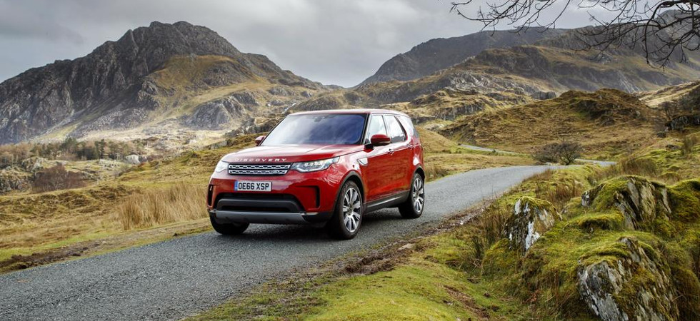 Land Rover Discovery SD4 HSE Luxury