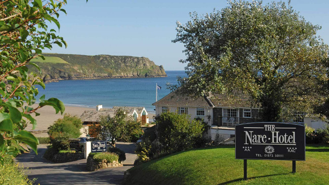 The Nare, Veryan-in-Roseland, Truro in Cornwall
