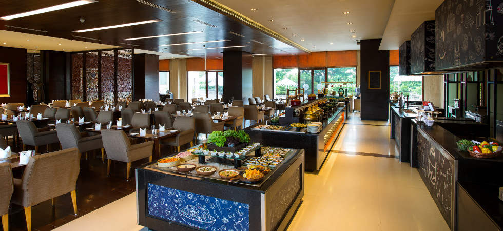 Restaurant Review  The Square At Novotel Hyderabad Airport
