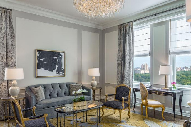 The fab four the very best luxury hotels in new york city for Very luxury hotels