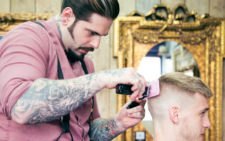 barbershop hair cut tom chapman