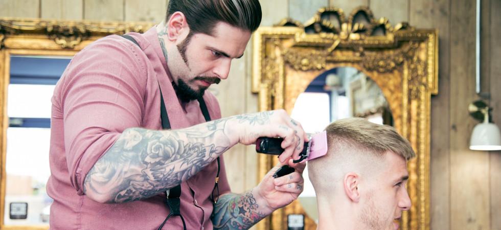 barbershop hair cut tom chapman