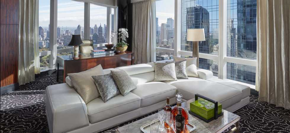 The fab four the very best luxury hotels in new york city for Top luxury hotels in new york