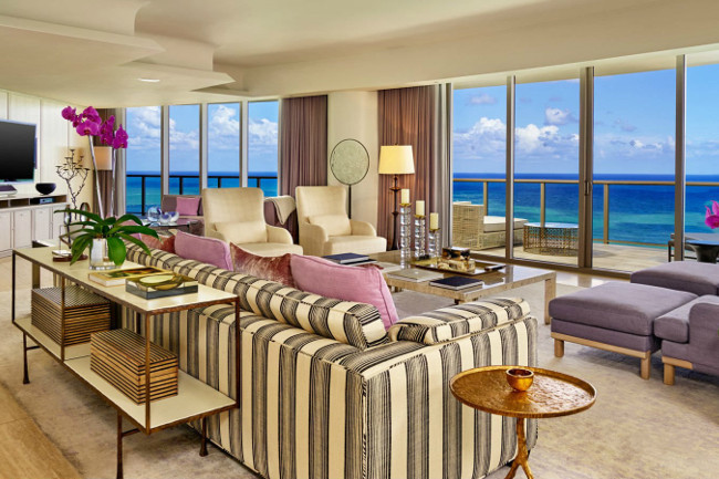 St. Regis Bal Harbor Resort, Miami, Florida