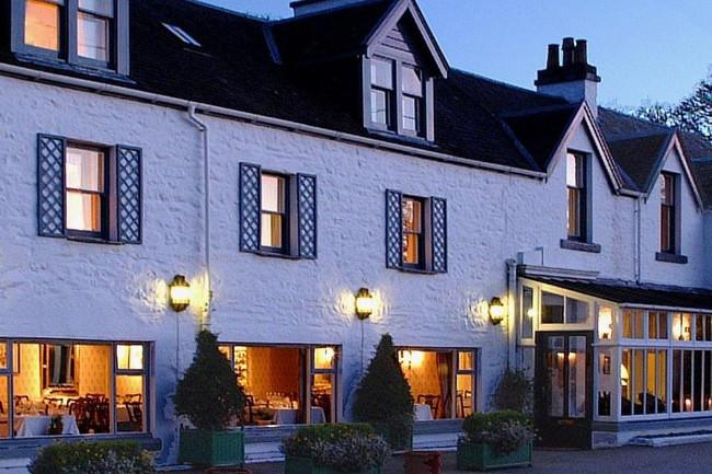 Airds Hotel & Restaurant, Argyll