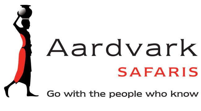 Aardvark logo with new strapline