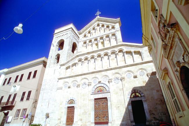 Cagliari Cathedral - credit Fototeca ENIT + Photographer Vito Arcomano