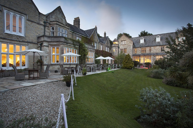 The Alverton Hotel, Cornwall