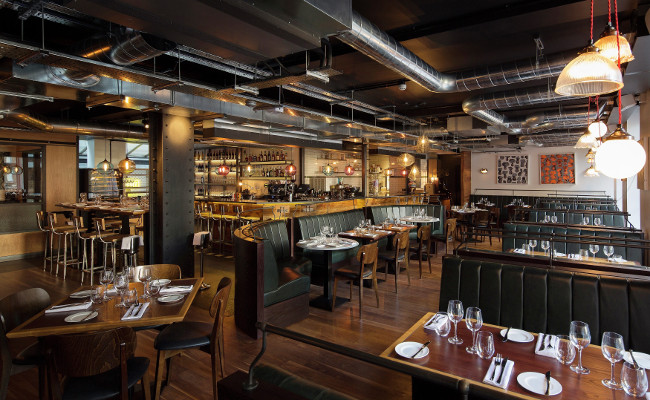 Heddon Street Kitchen, Mayfair in London