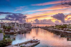 Port Ferdinand Barbados, Caribbean